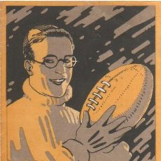 Cine: EL ESTUDIANTE NOVATO. HAROLD LLOYD. PROGRAMA DE MANO ORIGINAL 1928. MEDIDA APROXIMADA 19X16. Lote 135028414