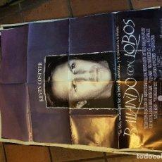 Cine: COLECCION DE 12 CARTELES DE CINE ORIGINALES AÑOS 90: PADRINO, GHOST, GREEMLINS 2, MUÑECO DIABOLICO,. Lote 135153666