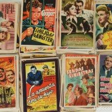 Cine: COLECCIÓN DE 427 FOLLETOS DE MANO CINEMATOGRÁFICOS. AÑOS 40 Y 50. . Lote 135227338