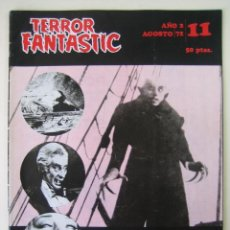 Cine: TERROR FANTASTIC (1971, PEDRO YOLDI) 11 · VIII-1972 · TERROR FANTASTIC. Lote 135349566