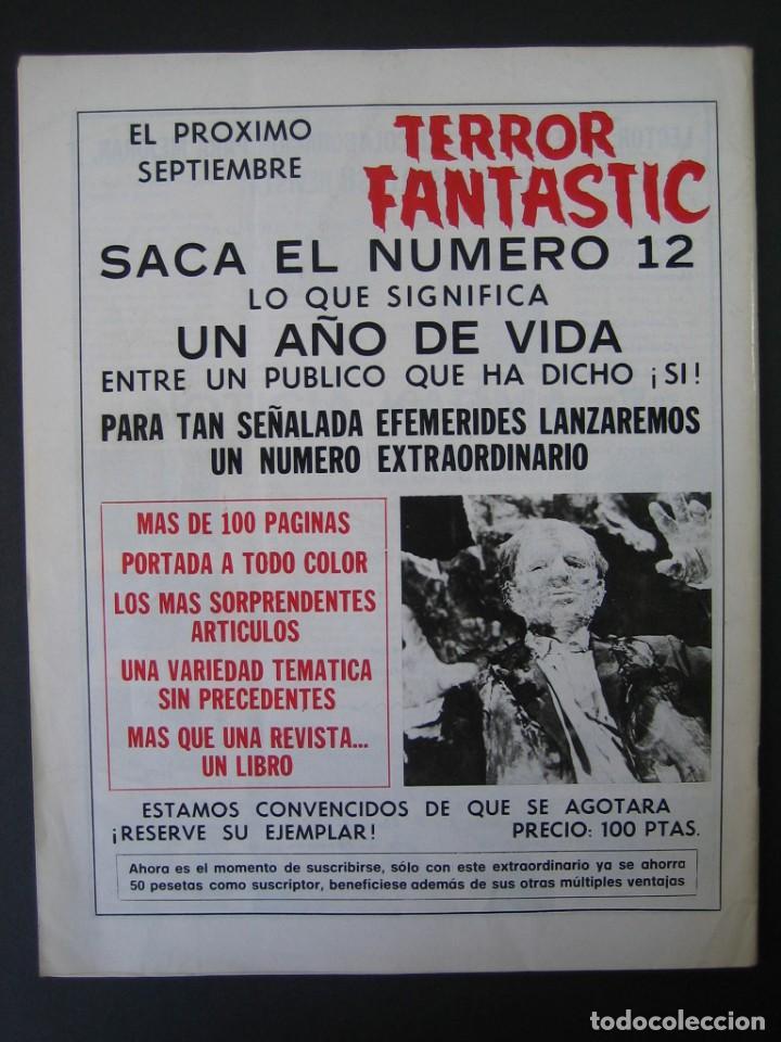 Cine: TERROR FANTASTIC (1971, PEDRO YOLDI) 11 · VIII-1972 · TERROR FANTASTIC - Foto 2 - 135349566