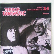 Cine: TERROR FANTASTIC (1971, PEDRO YOLDI) 14 · XI-1972 · TERROR FANTASTIC. Lote 135378934