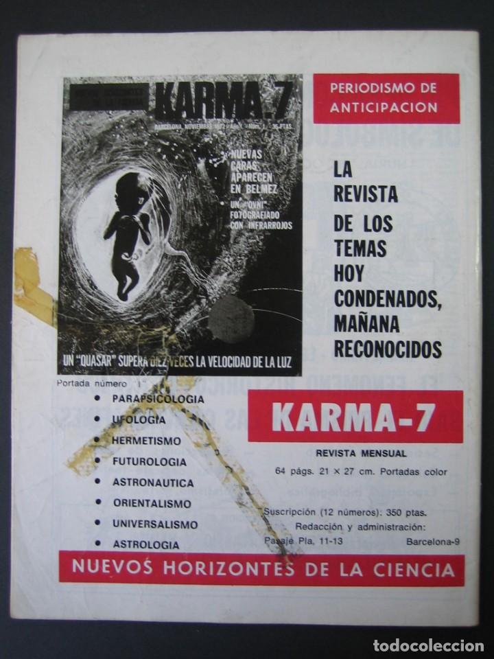 Cine: TERROR FANTASTIC (1971, PEDRO YOLDI) 14 · XI-1972 · TERROR FANTASTIC - Foto 2 - 135378934