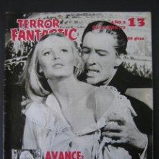 Cine: TERROR FANTASTIC (1971, PEDRO YOLDI) 13 · X-1972 · TERROR FANTASTIC. Lote 135379094