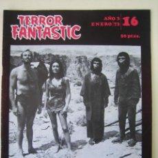 Cine: TERROR FANTASTIC (1971, PEDRO YOLDI) 16 · I-1973 · TERROR FANTASTIC *** EXCELENTE***. Lote 135379378
