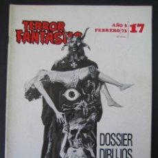 Cine: TERROR FANTASTIC (1971, PEDRO YOLDI) 17 · IV-1973 · TERROR FANTASTIC. Lote 135379574