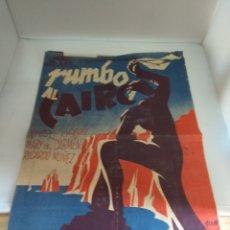 Cine: RUMBO AL CAIRO 1935. Lote 136176232