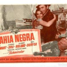 Cine: BAHIA NEGRA, CON JAMES STEWART.. Lote 136209442