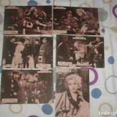 Cine: LA HIJA DEL REGIMIENTO - ANNY ONDRA - TEATRO CIRCO 1934. Lote 136576386