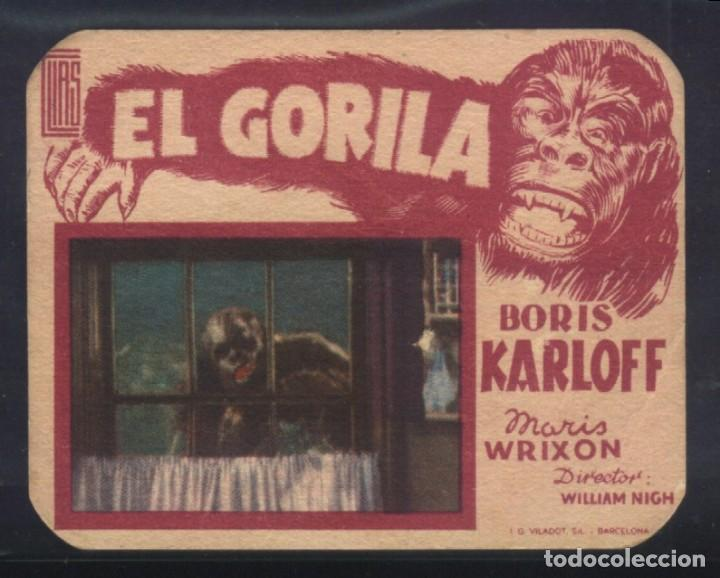 P-5305- EL GORILA (THE APE) (BORIS KARLOFF - MARIS WRIXON - GENE O'DONNELL) (Cine - Folletos de Mano - Terror)