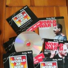 Cine: 15 CD THE WORLD AT WAR LL GUERA MUNDIAL.. Lote 137191858