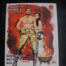 Cine: LA TUMBA INDIA - SIN PUBLICIDAD. Lote 137195894