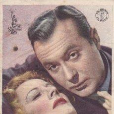 Cine: OTRA VEZ JUNTOS CON IRENE DUNNE, CHARLES BOYER, CHARLES COBURN AÑO 1947 EN CINEMA RECREO. Lote 137380618