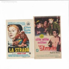 Cine: LA STRADA . Lote 137621190