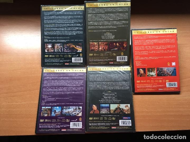 Cine: Pack 5 DVDs 2ª Guerra Mundial (Precintados) Hitler reich nazis Alemania SS dia D - Foto 2 - 137970250