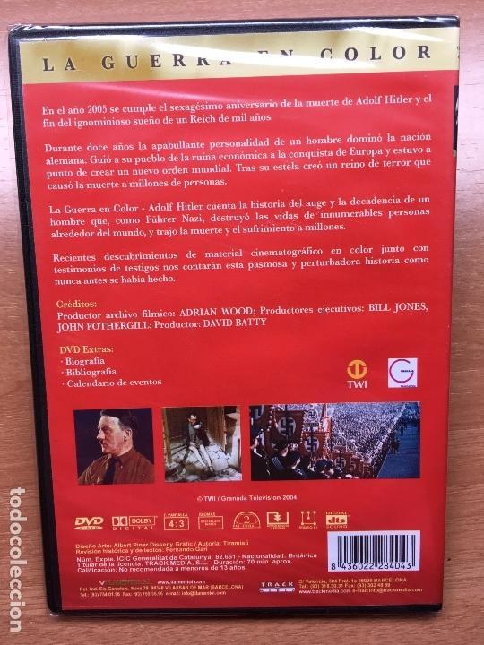Cine: Pack 5 DVDs 2ª Guerra Mundial (Precintados) Hitler reich nazis Alemania SS dia D - Foto 3 - 137970250