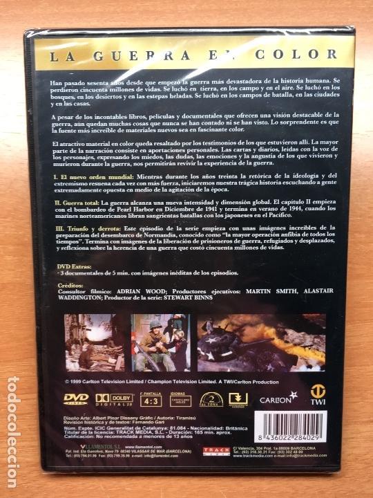 Cine: Pack 5 DVDs 2ª Guerra Mundial (Precintados) Hitler reich nazis Alemania SS dia D - Foto 4 - 137970250