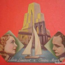 Cine: LA REINA DE NUEVA YORK - PORTAL DEL COL·LECCIONISTA *****. Lote 138201590