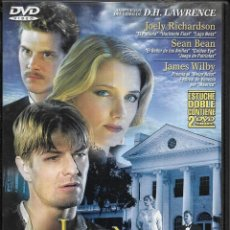 Cine: == D100 - LADY CHATTERLEY - EL DESPERTAR DE LA PASIÓN -DOBLE DVD. Lote 138653462