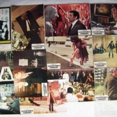 Cine: EXCELENTÍSIMOS CADÁVERES, CON LINO VENTURA. 12 FOTOCROMOS.. Lote 143064376