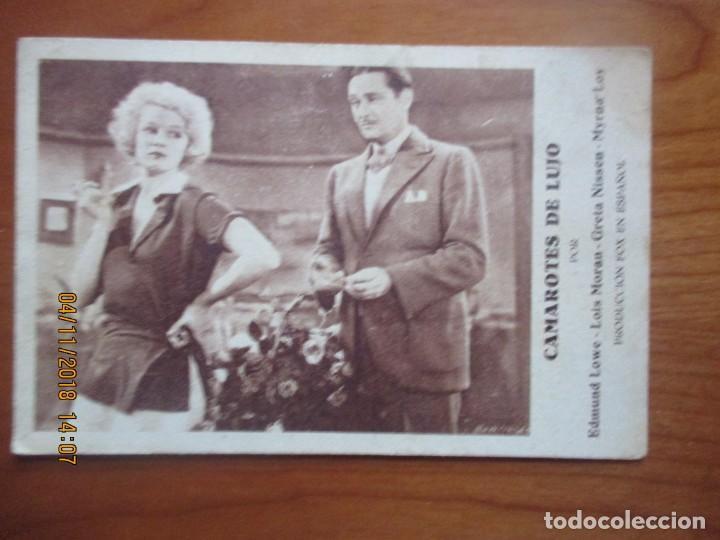 Cine: CINE -FOLLETOS DE MANO -AÑOS 30 -LOTE DE 19 DIFERENTES - Foto 4 - 138942590