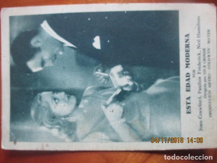 Cine: CINE -FOLLETOS DE MANO -AÑOS 30 -LOTE DE 19 DIFERENTES - Foto 6 - 138942590