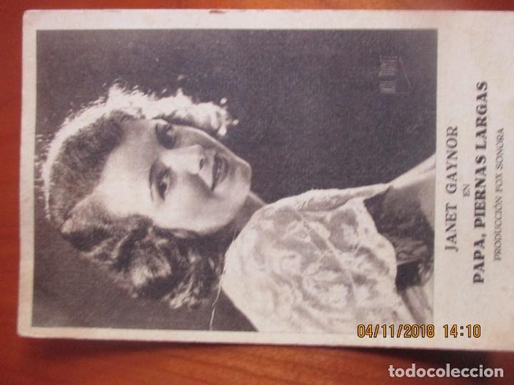 Cine: CINE -FOLLETOS DE MANO -AÑOS 30 -LOTE DE 19 DIFERENTES - Foto 8 - 138942590