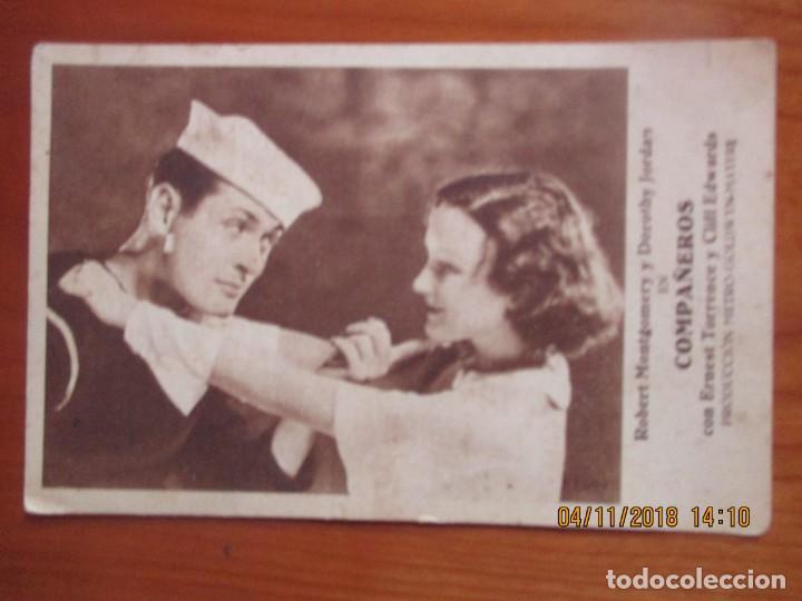 Cine: CINE -FOLLETOS DE MANO -AÑOS 30 -LOTE DE 19 DIFERENTES - Foto 10 - 138942590