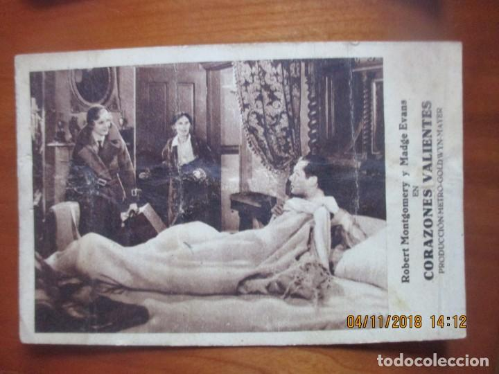 Cine: CINE -FOLLETOS DE MANO -AÑOS 30 -LOTE DE 19 DIFERENTES - Foto 12 - 138942590