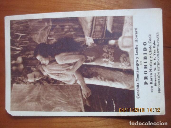 Cine: CINE -FOLLETOS DE MANO -AÑOS 30 -LOTE DE 19 DIFERENTES - Foto 13 - 138942590