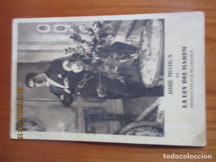 Cine: CINE -FOLLETOS DE MANO -AÑOS 30 -LOTE DE 19 DIFERENTES - Foto 16 - 138942590
