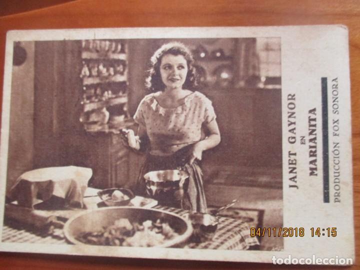 Cine: CINE -FOLLETOS DE MANO -AÑOS 30 -LOTE DE 19 DIFERENTES - Foto 17 - 138942590