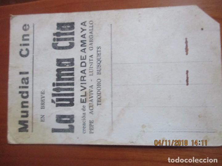 Cine: CINE -FOLLETOS DE MANO -AÑOS 30 -LOTE DE 19 DIFERENTES - Foto 24 - 138942590