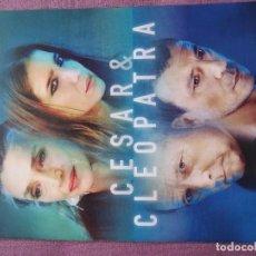 Cine: CESAR Y CLEOPATRA. Lote 139693034