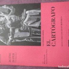Cine: EL CARTOGRAFO CON BLANCA PORTILLO. Lote 139693866