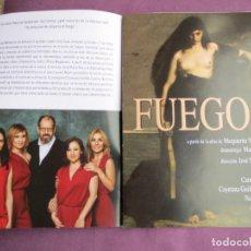Cine: FUEGOS. Lote 139695086