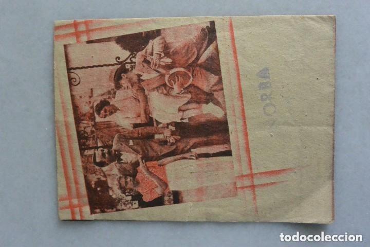 Cine: PROGRAMA CINE DOBLE VUELAN MIS CANCIONES.1934 - Foto 3 - 139695230