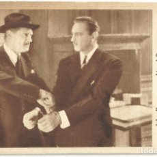 Cine: PTEB 046 ARSENIO LUPIN PROGRAMA TARJETA MGM JOHN BARRYMORE LIONEL BARRYMORE A. Lote 140151018