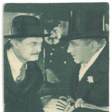 Cine: PTEB 046 ARSENIO LUPIN PROGRAMA TARJETA MGM JOHN BARRYMORE LIONEL BARRYMORE B. Lote 140151202