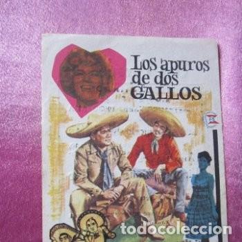 Cine: LOS APUROS DE DOS GALLOS ACEVES MEJIA LILIAN DE CELIS CINE C16 - Foto 3 - 140321714