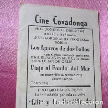 Cine: LOS APUROS DE DOS GALLOS ACEVES MEJIA LILIAN DE CELIS CINE C16 - Foto 5 - 140321714