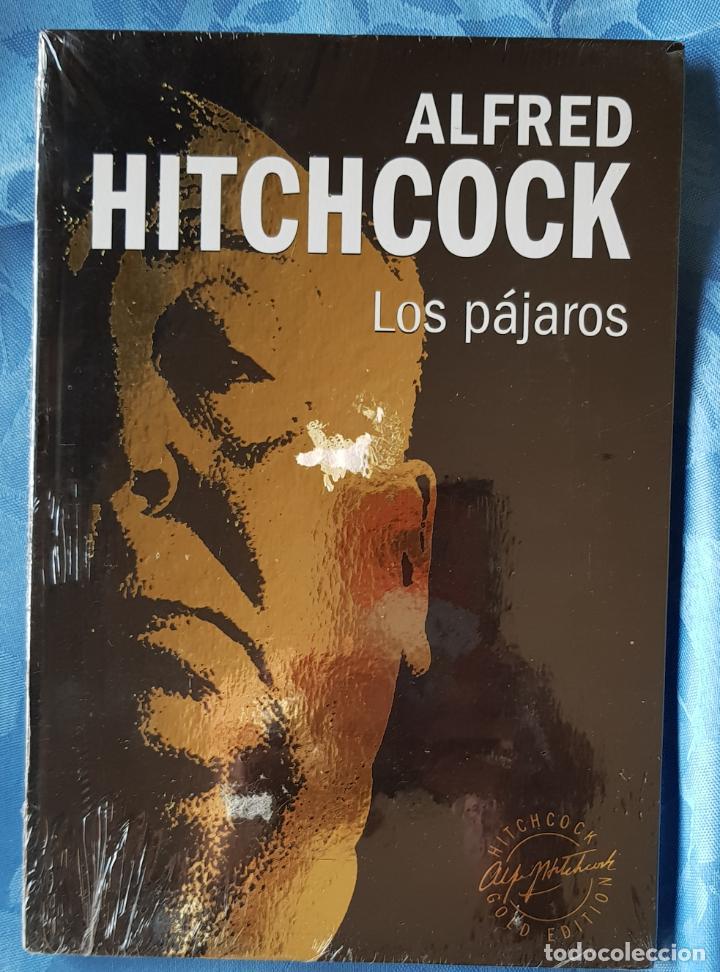 Cine: LIBRO Y DVD PELÍCULA LOS PÁJAROS. ALFRED HITCHCOCK. GOLDEN EDITION. NUEVO. PRECINTADO - Foto 2 - 140393666