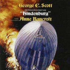 Cine: HINDENBURG [DVD] NUEVO PRECINTADO. Lote 179106856