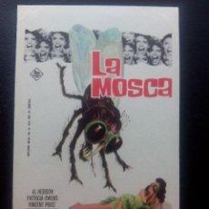 Cine: LA MOSCA, VINCENT PRICE. Lote 140504182