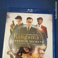 Cine - KINGSMAN SERVICIO SECRETO BLU RAY NUEVO. - 140598346