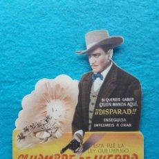 Cine: EL HOMBRE DE HIERRO. AÑO 1946. RICHARD DIX, JANE WYATT, ALBERT DEKKER.. Lote 141306226