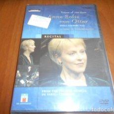Cine: DVD-ANNE SOFIE VON OTTER -PRECINTADO. Lote 141892658