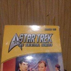 Cine: STAR TREK, SEASON ONE, EN ESPAÑOL 1-8, DVD. Lote 142086910