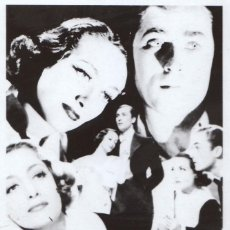 Cine: CINE 4 PRECIOSOS FOTOLITOS PELÍCULA VIVO MI VIDA, JOAN CRAWFORD 1935 COMEDIA DRAMÁTICA. Lote 142431386