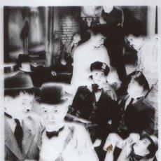 Cine: CINE 4 FOTOLITOS PELÍCULA LOS ASES DE LA MALA PATA STAN LAUREL OLIVER HARDY EL GORDO Y EL FLACO 1935. Lote 142432566